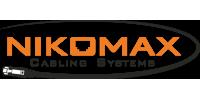 NIKOMAX - российская марка, под которой с 2003 года поставляются высококачественные компоненты для построения СКС.