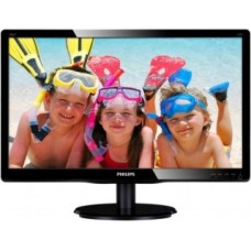 "18,5"" LCD Philips 196V4LSB2/62 LED 16:9, 200кд, 5ms, 1366x768, 10M:1, Black"